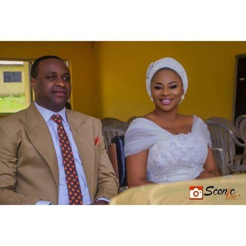 Femi Adebayo Wedding 2