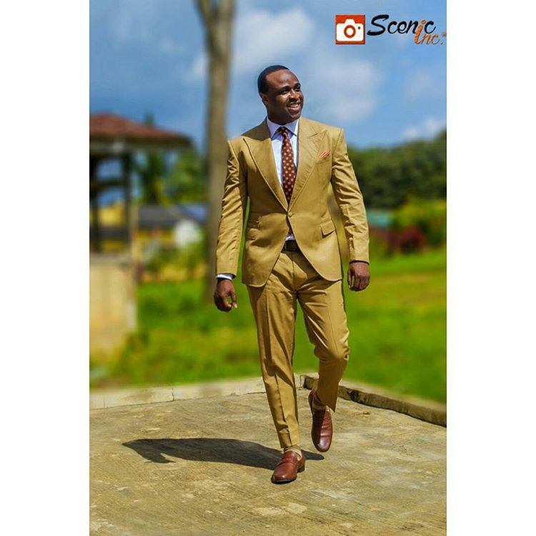 Femi Adebayo Wedding