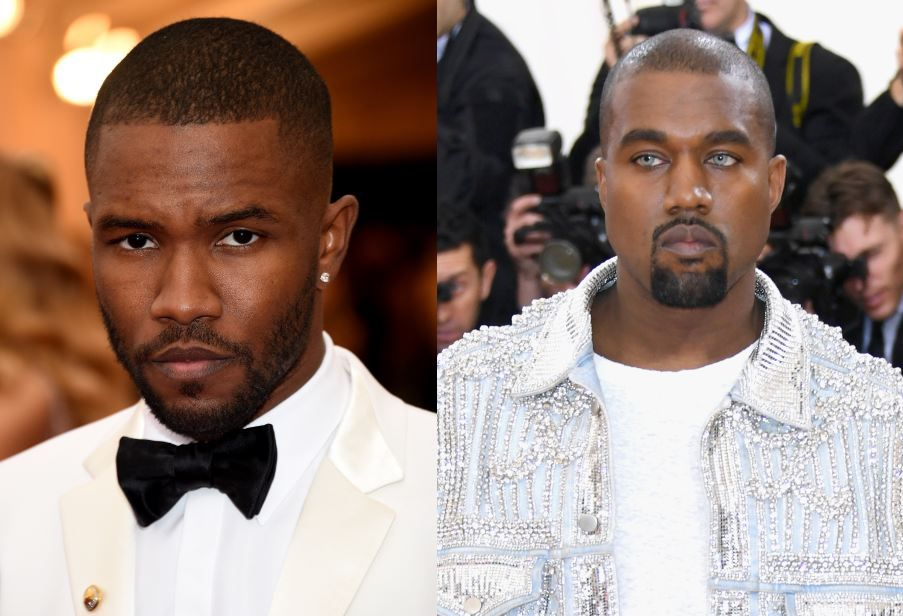 Kanye West Threatens to Boycott the 2017 Grammys if Frank Ocean isn't Nominated