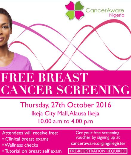 Free Screening Banner