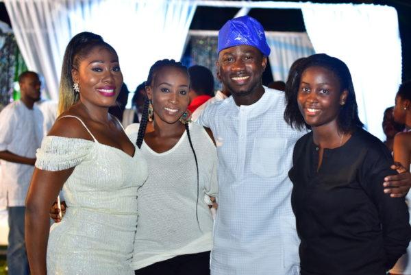 Gbemi Olateru-Olagbegi, Aramide, Ayeni Adekunle and Nike Fagbule