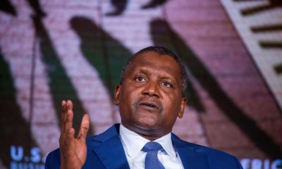 Africa's richest man Aliko Dangote plans to buy Arsenal after completion of Lagos refiniery