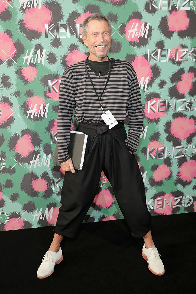 attends KENZO x H&M Launch Event Directed By Jean-Paul Goude' at Pier 36 on October 19, 2016 in New York City.