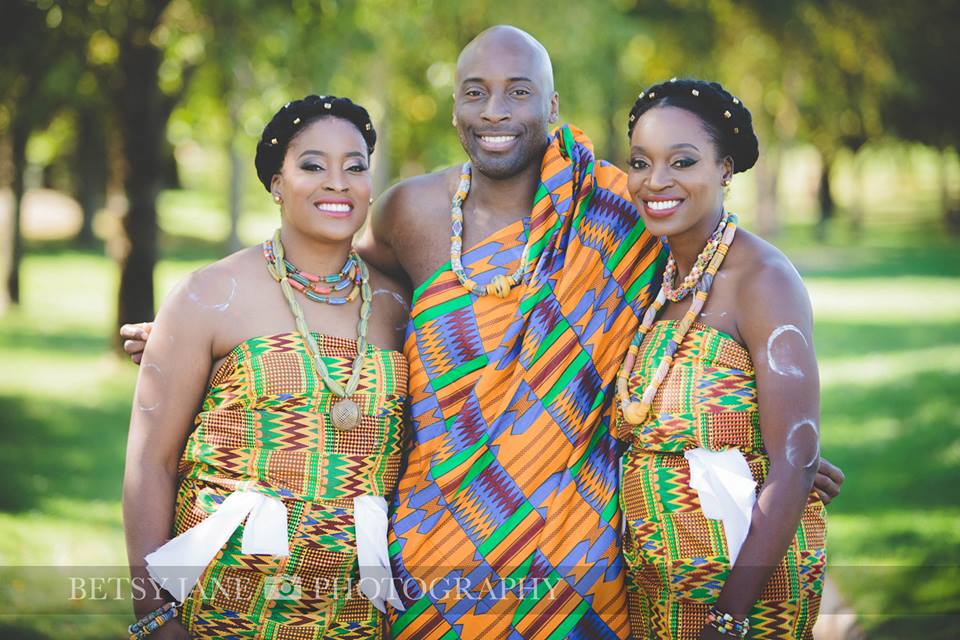 Ghanaian and Nigerian Family Photo Shoot_Kente_2