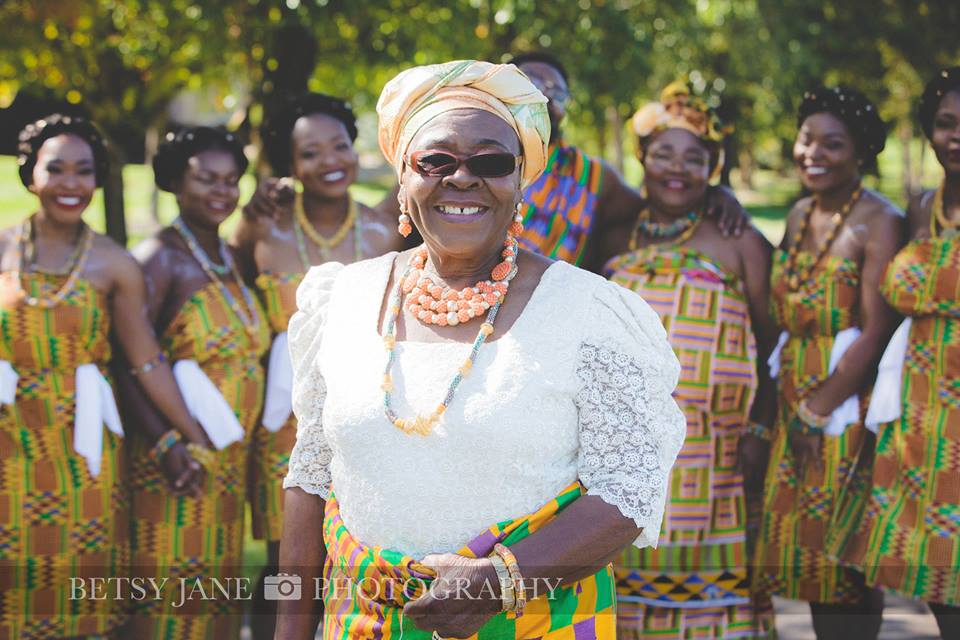 Ghanaian and Nigerian Family Photo Shoot_Kente_3