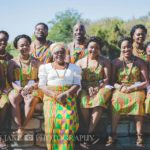 Ghanaian and Nigerian Family Photo Shoot_Kente_Grand Kids (Ghana)