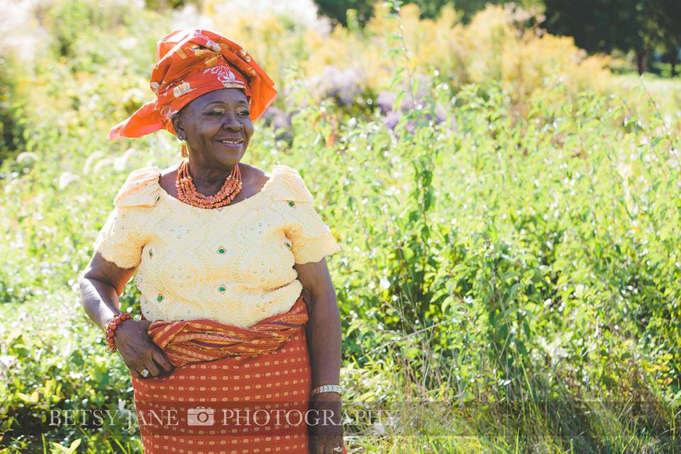 Ghanaian and Nigerian Family Photo Shoot_Kente_Mama