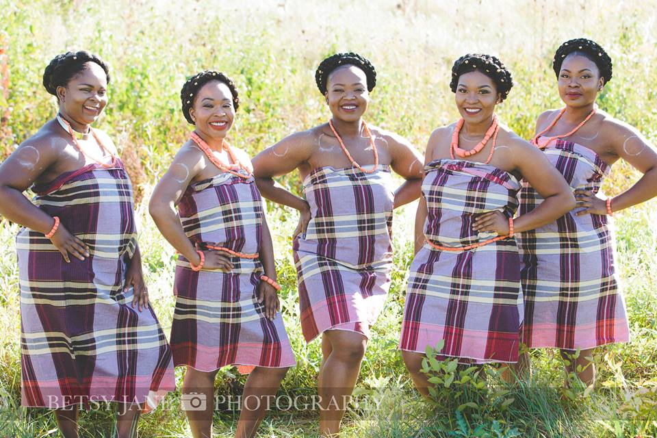 Ghanaian and Nigerian Family Photo Shoot_Kente_Sisters 2