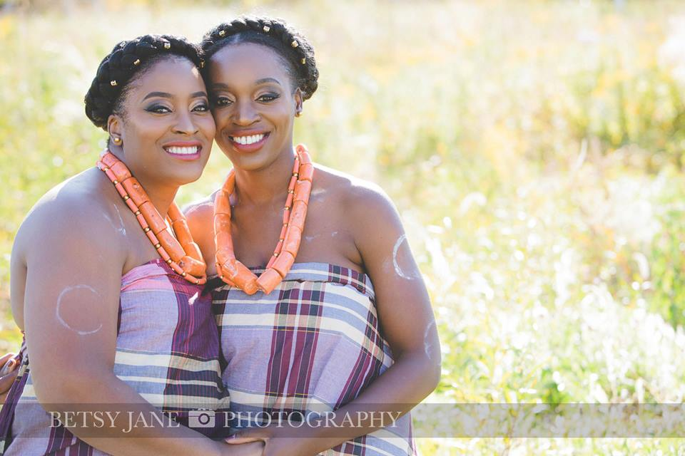 Ghanaian and Nigerian Family Photo Shoot_Kente_Sisters
