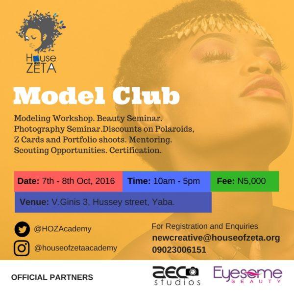 H.O.Z Model Club- October