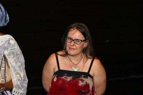 Head of Programming, EbonyLife TV- Heidi Uys