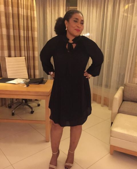 """I am a woman…I deserve my rights"" – Veteran Actress Hilda Dokubo speaks on President Buhari's Statements"