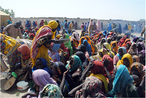Amnesty International report reveals Rape & Starvation in IDP Camps | BellaNaija