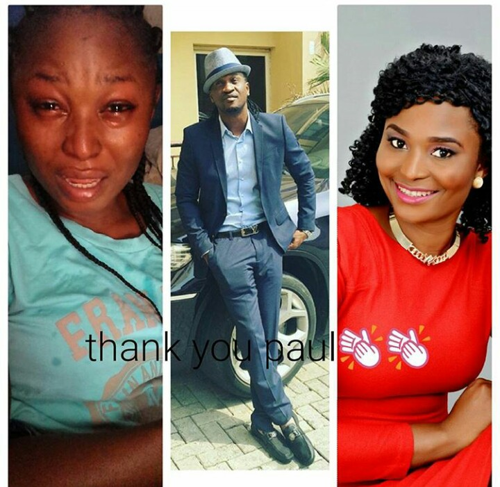 So Touching! Here's how Paul Okoye saved a young Actress from Eviction