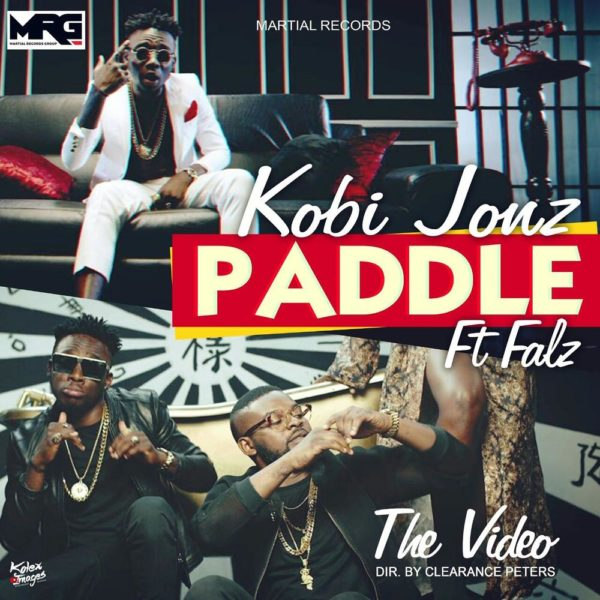 [Video] Kobi Jonz feat. Falz – Paddle