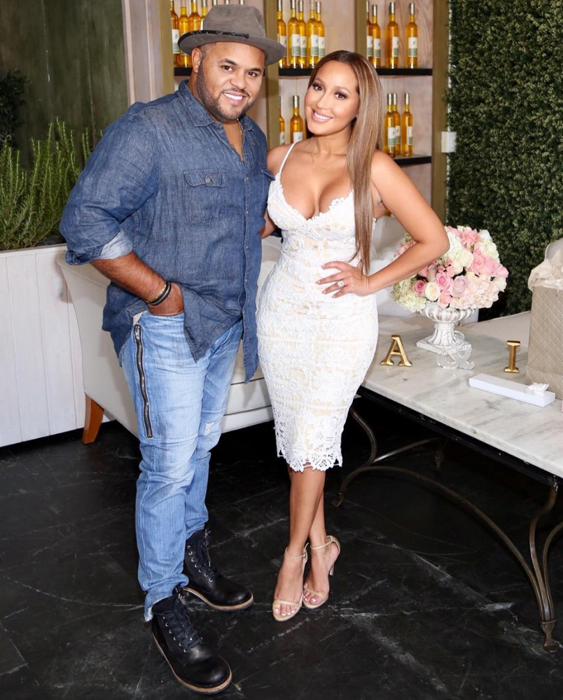 Israel Houghton and Adrienne Bailon Wedding Shower_152016_3