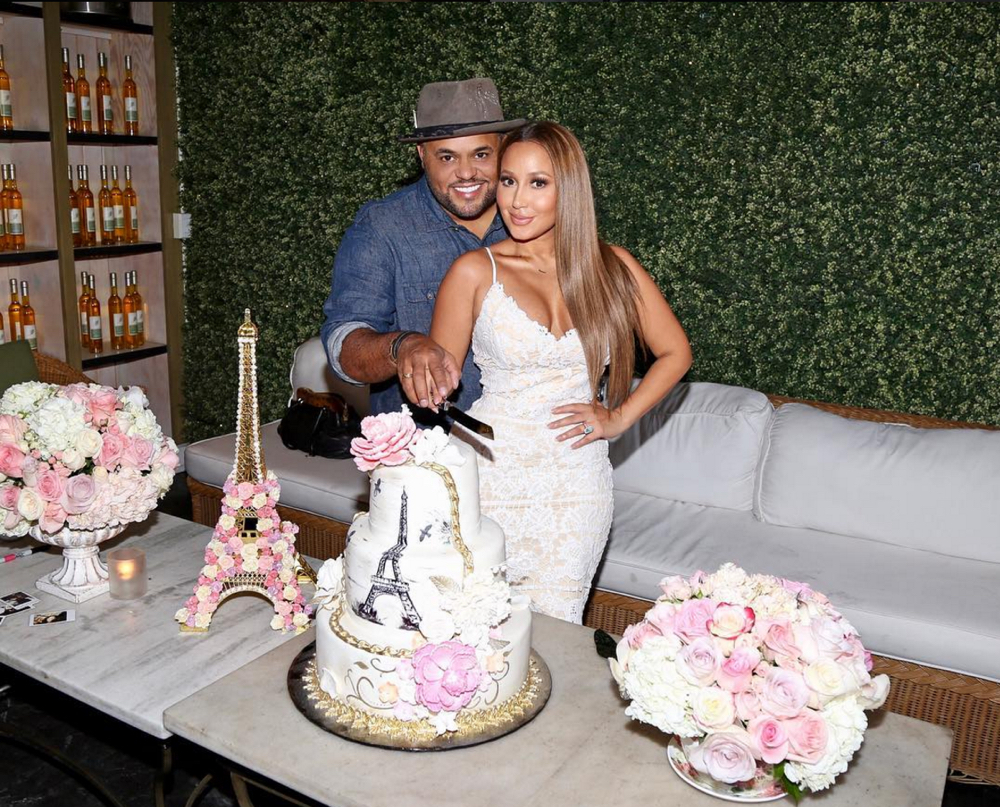 Israel Houghton and Adrienne Bailon Wedding Shower_152016_5