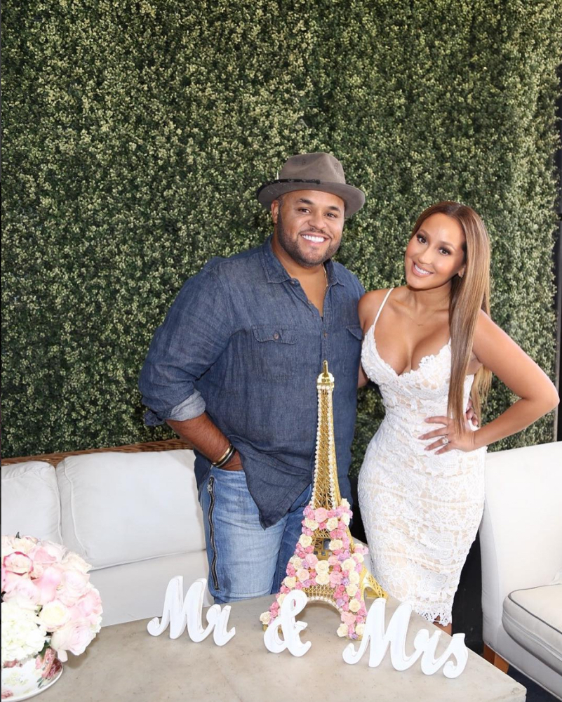 Israel Houghton and Adrienne Bailon Wedding Shower_152016_7