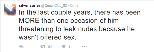 Izien Alleged Rape Tweets2
