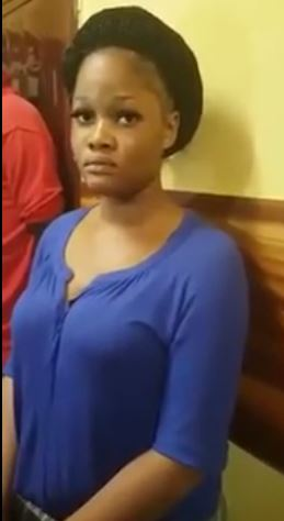 23-year-old Abuja-Based Lady Arrested for Blackmailing Her Married Lover So That She can Buy an iPhone | WATCH