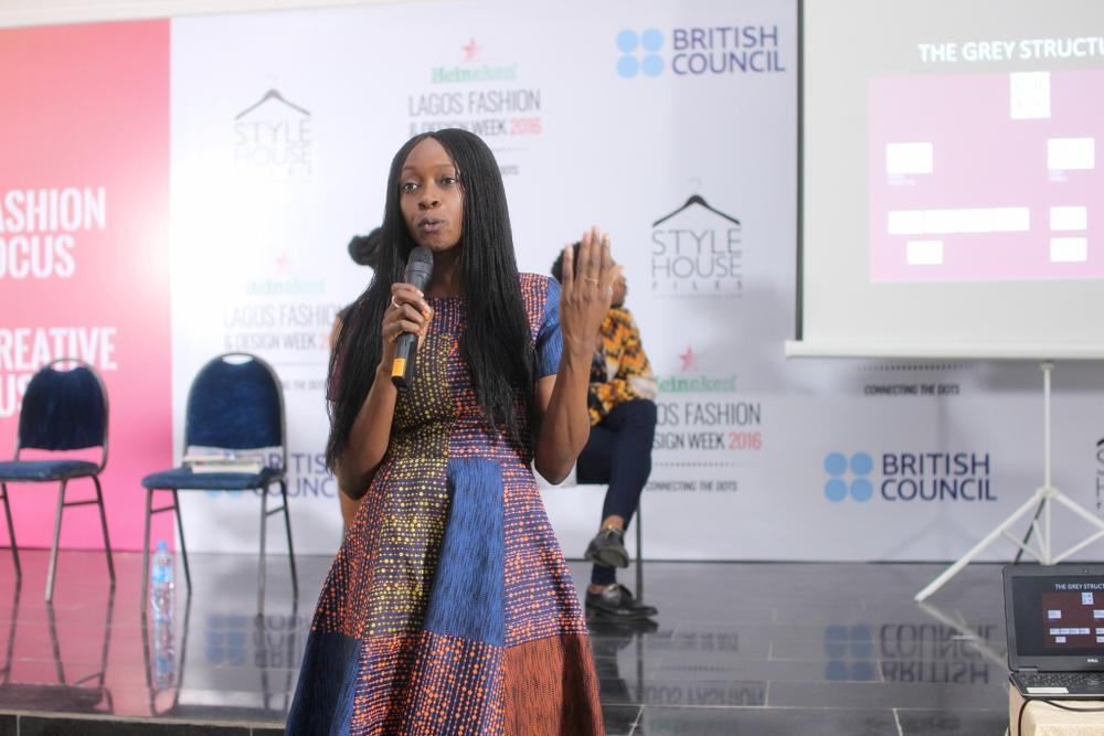 Adejoke Rukky Ladoja of Grey Projects