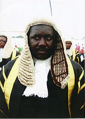 Justice Muhammad Liman