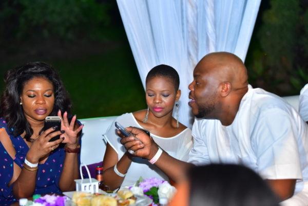 Kemi Adetiba, Zainab Balogun and Bizzle Osikoya