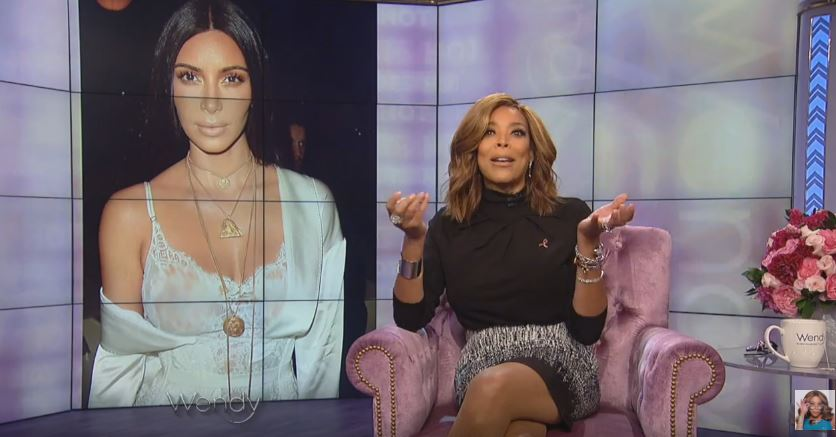 Wendy Williams Thinks Kim Kardashian Robbery was an Inside Job? | WATCH on PG TV