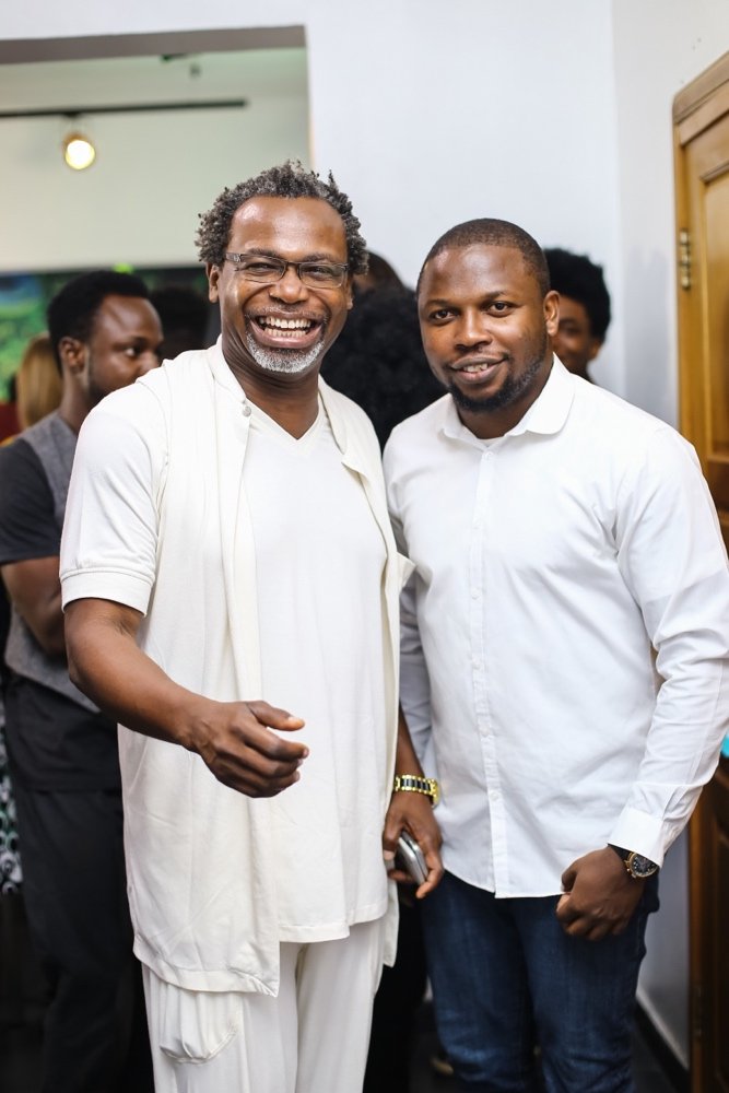 Kelechi Amadi Obi and Godson Ukaegbu