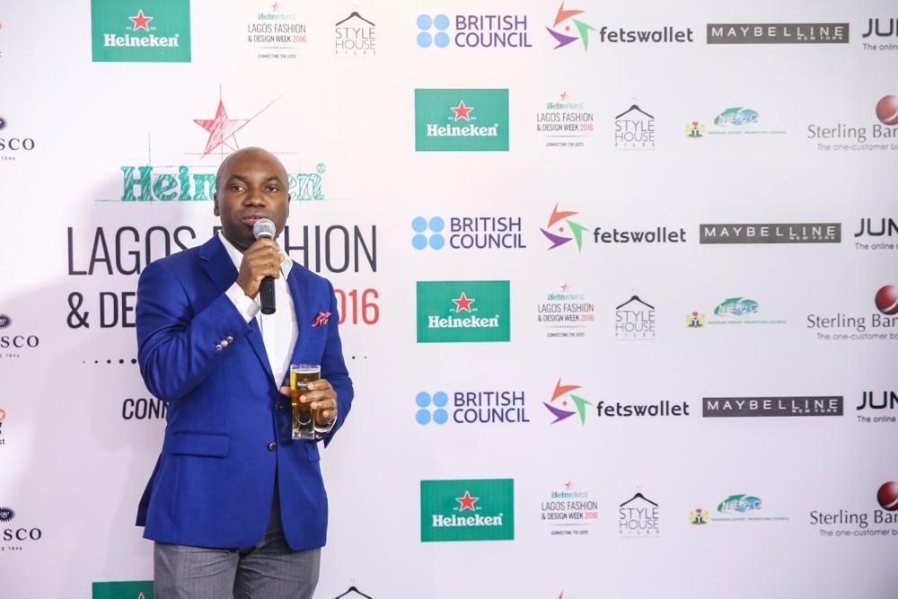 Sampson Oloche (Portfolio Manager International Premium)