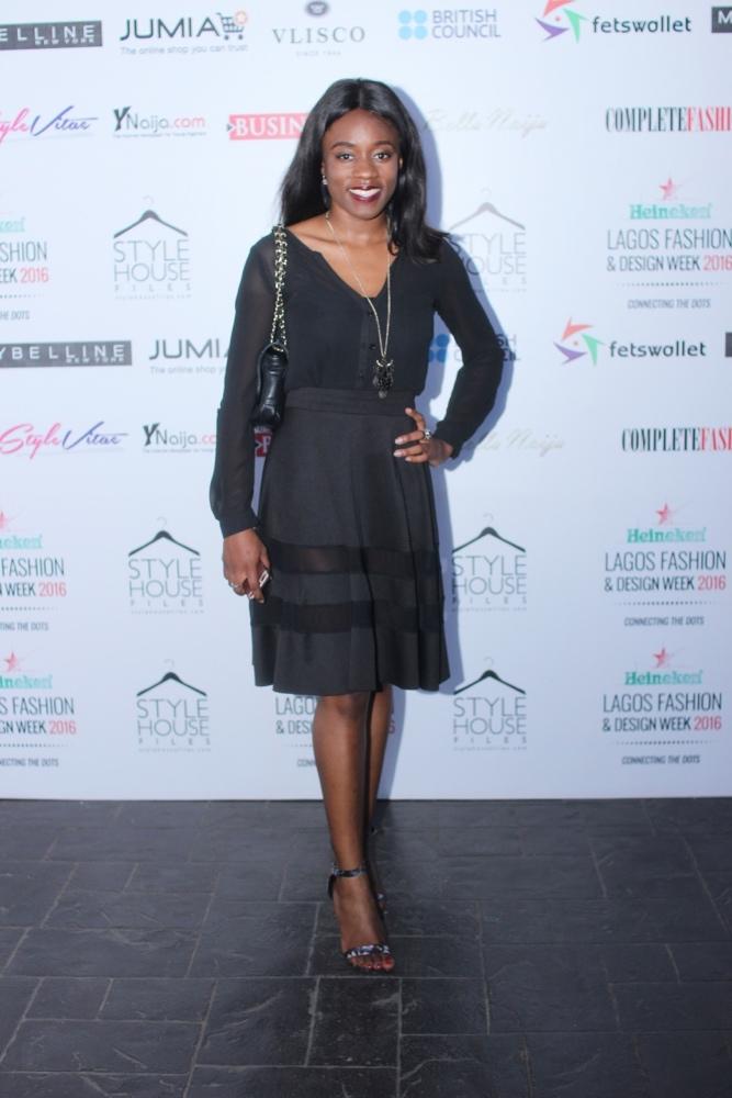 Tobi Idowu (Project Manager Heineken Lagos Fashion and Design Week)