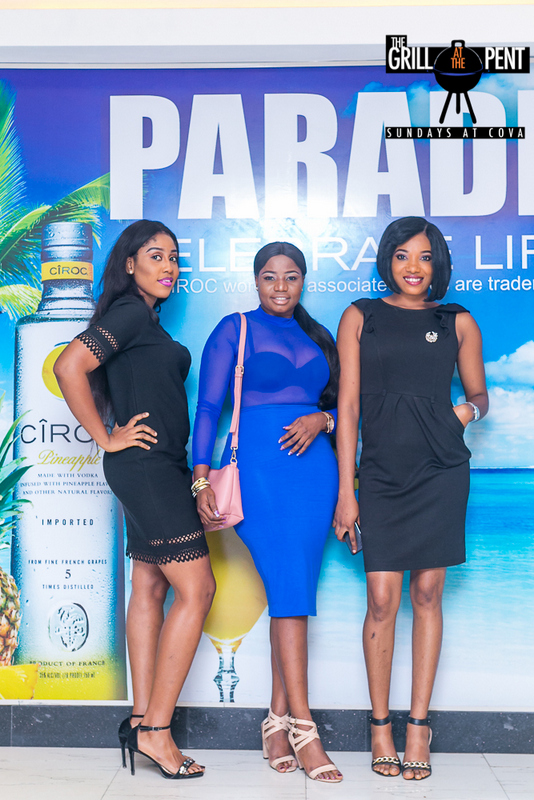 "All the Photos! Praiz, Timaya, Naeto C, Kcee & More at Grill at the Pent's ""Shock Waves"" Edition"