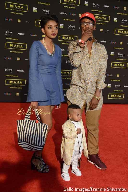 Emtee & Family