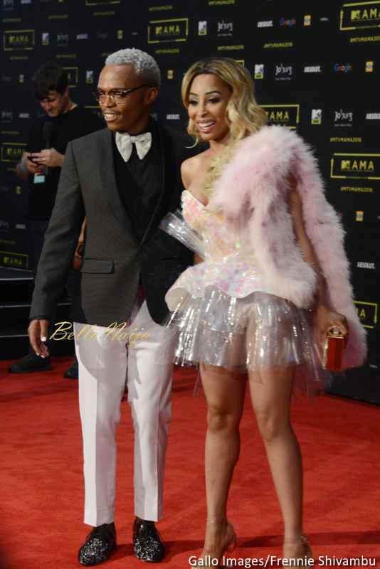Somzie & Khanyi Nbau