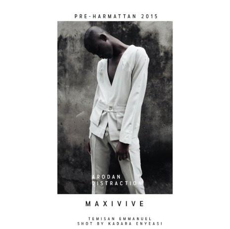 Maxivive Pre-Harmattan 2015 Collection