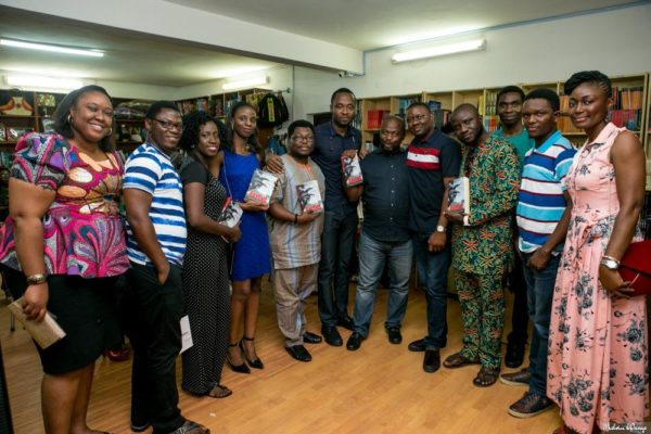 Members of Lagos Book Club