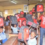 NBA Gives Back School Programme Ikeja 4
