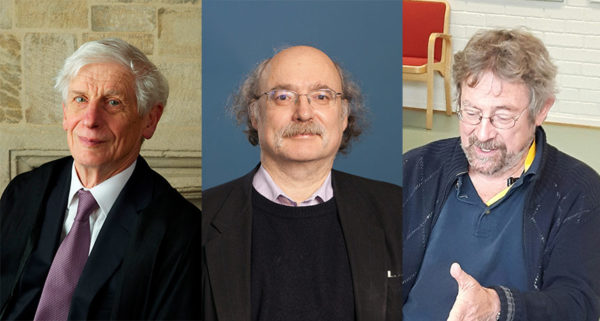 David J. Thouless, F. Duncan M. Haldane and J. Michael Kosterlitz