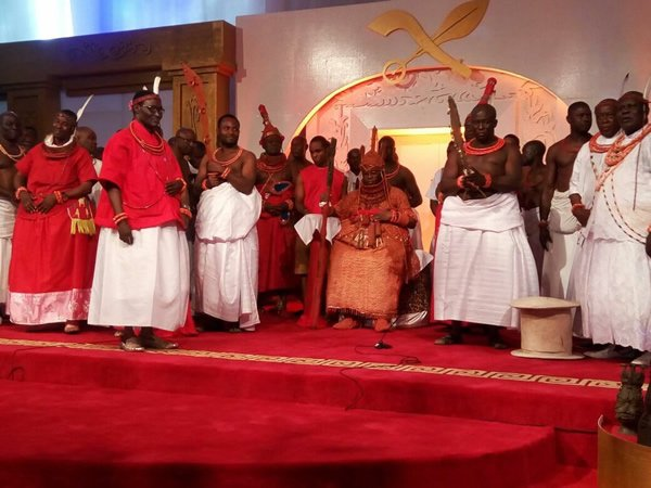 Oba Ghato Kpere… Ise! Eheneden Erediauwa Has been Crowned as Oba Ewuare II of Benin Kingdom