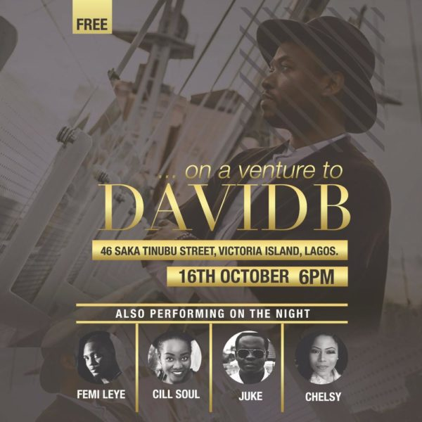 On a Venture to DavidB
