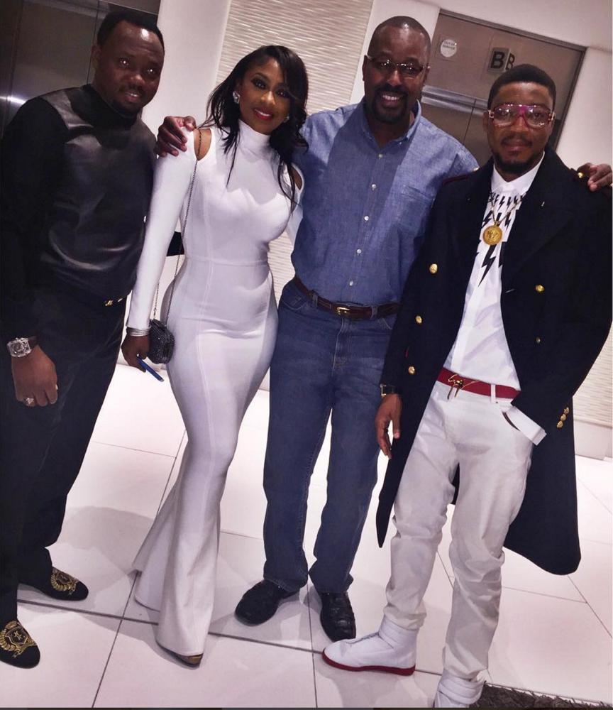 Ora Igbinedion & Umar Mantu in Johannesburg, South Africa Wedding 3