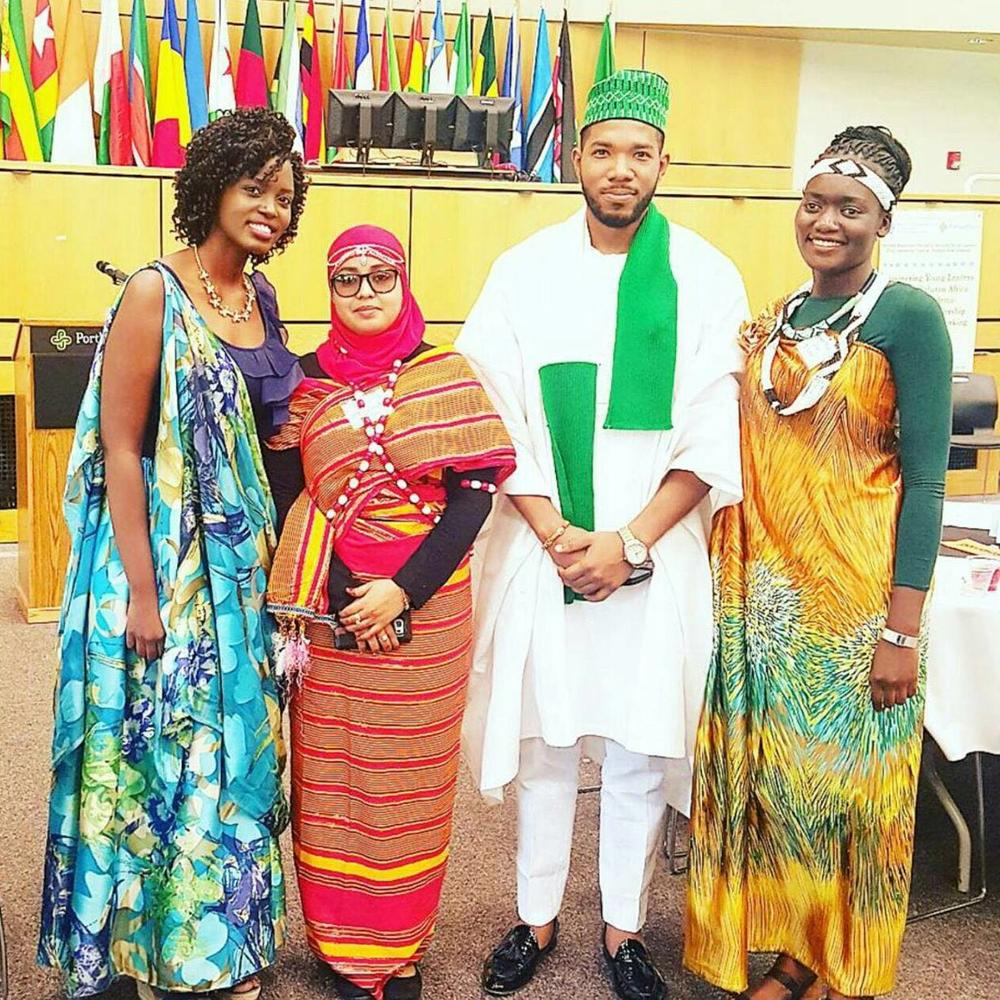 Otto Orondaam Mandela Washington Fellowship, Young African Leaders ( YALI )