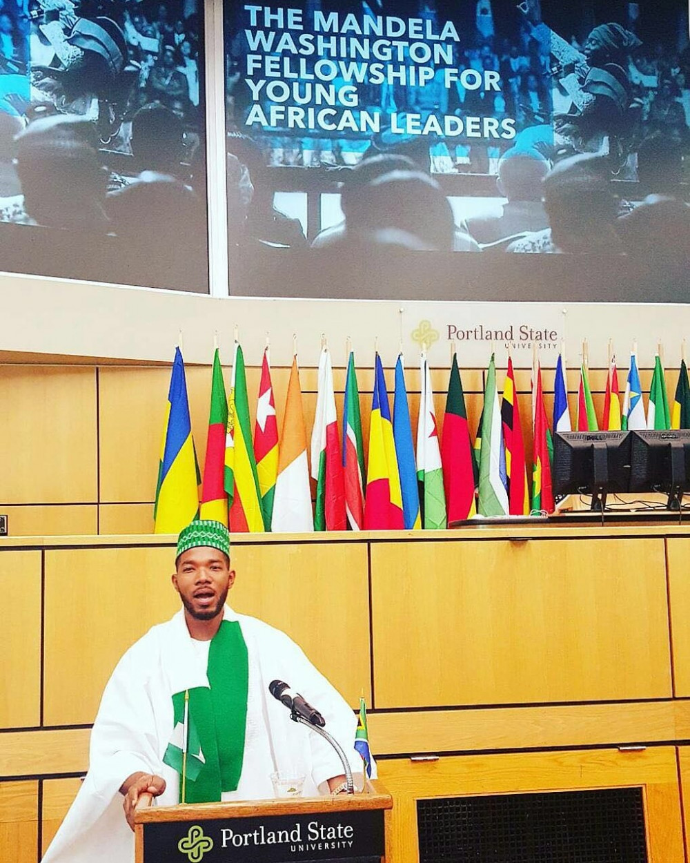 Otto Orondaam Mandela Washington Fellowship, Young African Leaders ( YALI )4