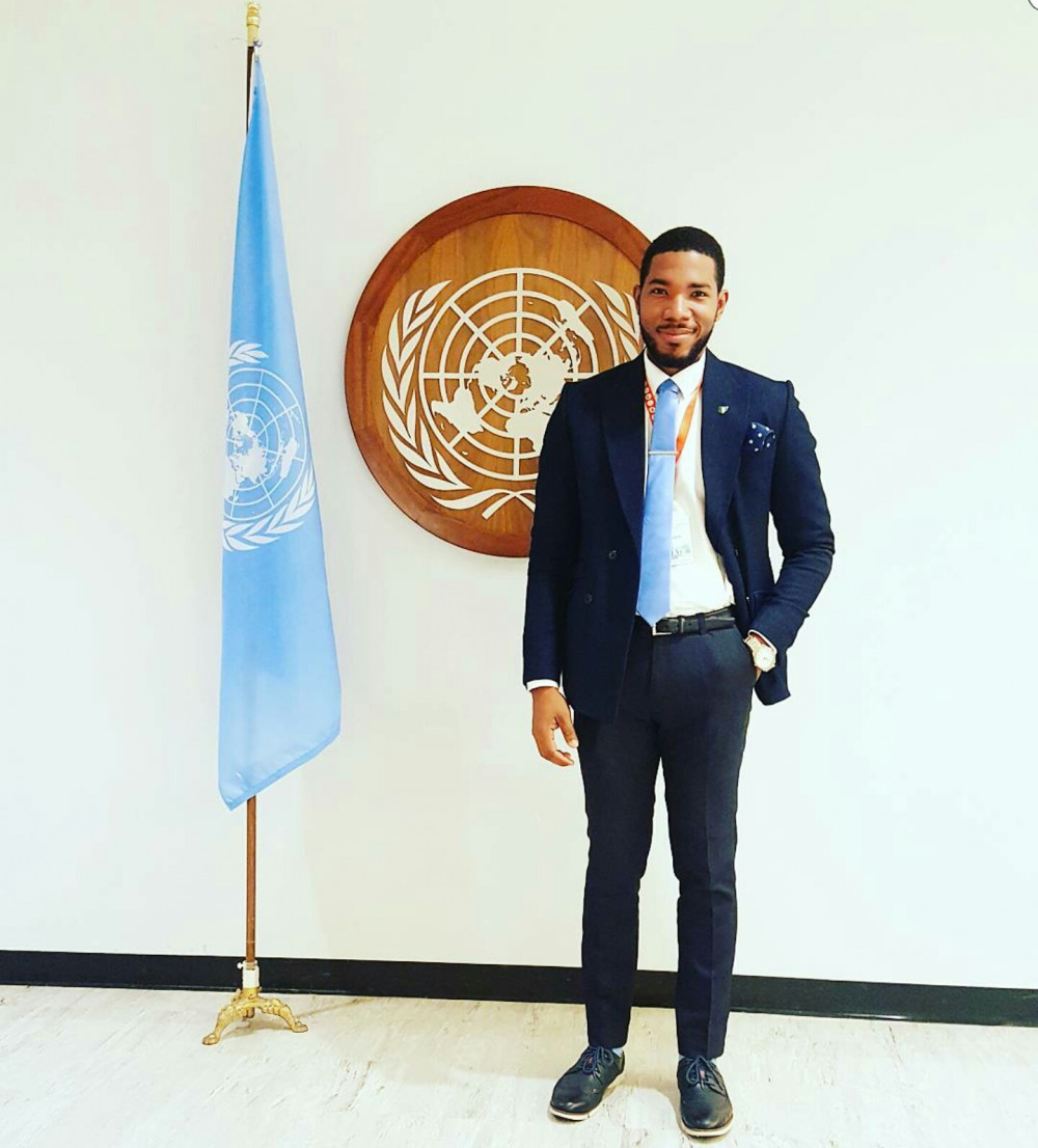Otto Orondaam Mandela Washington Fellowship, Young African Leaders ( YALI )5
