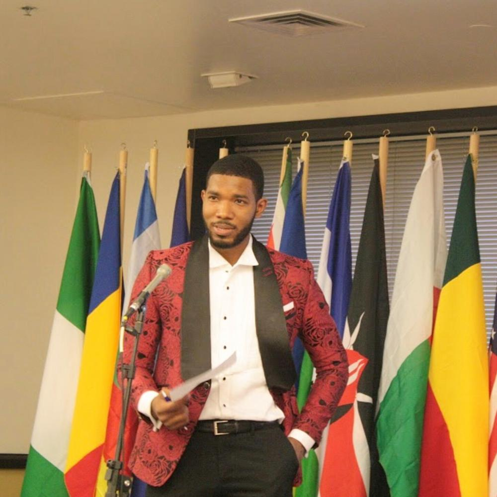 Otto Orondaam Mandela Washington Fellowship, Young African Leaders ( YALI )6