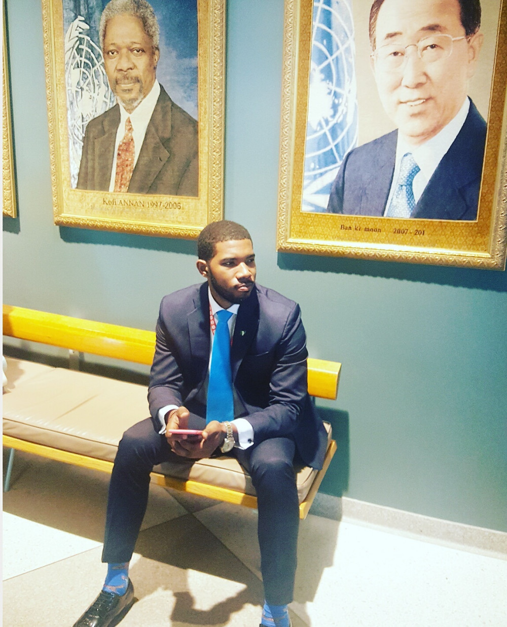 Otto Orondaam Mandela Washington Fellowship, Young African Leaders ( YALI )7
