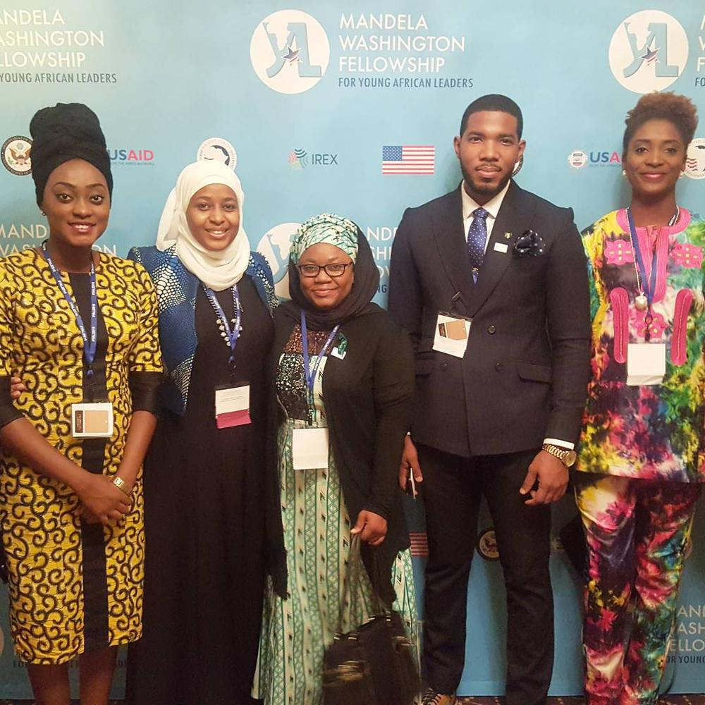 Otto Orondaam Mandela Washington Fellowship, Young African Leaders ( YALI )9