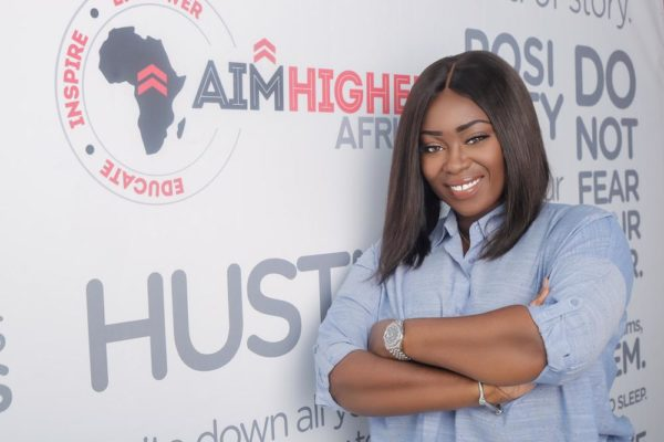 Peace Hyde Aim Higher Ignite Series