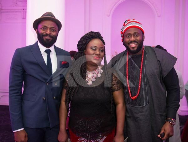 #RokOnSky Launch Shuts Down London with Mary Njoku & Nollywood Stars-38