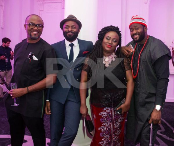 #RokOnSky Launch Shuts Down London with Mary Njoku & Nollywood Stars-39